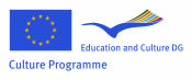 European Commission Education, Audiovisual and Culture Executive Agency Culture Programme logo