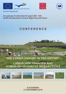 Lower Danube in prehistory conference poster