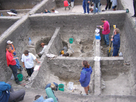 SRAP excavations at Măgura-Buduiasca